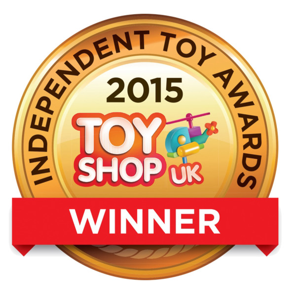 Independent Toy Gold Award