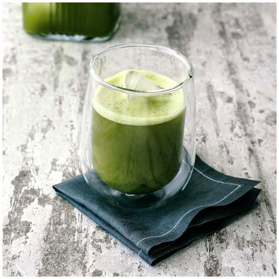 Green Tea Love Food